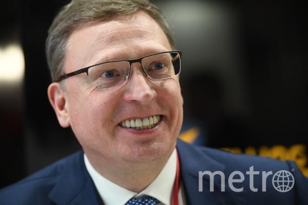 врио губернатора Александр Бурков. Фото РИА Новости