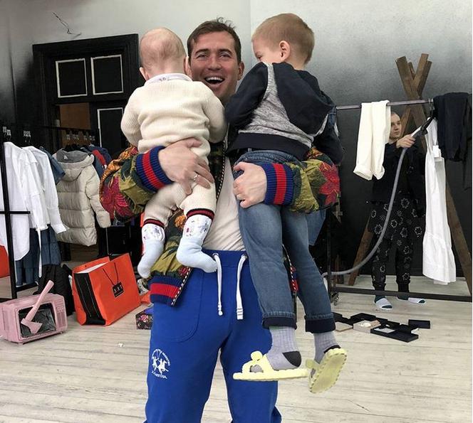 Александр Кержаков, фотоархив. Фото скриншот https://www.instagram.com/a.kerzhakov11/