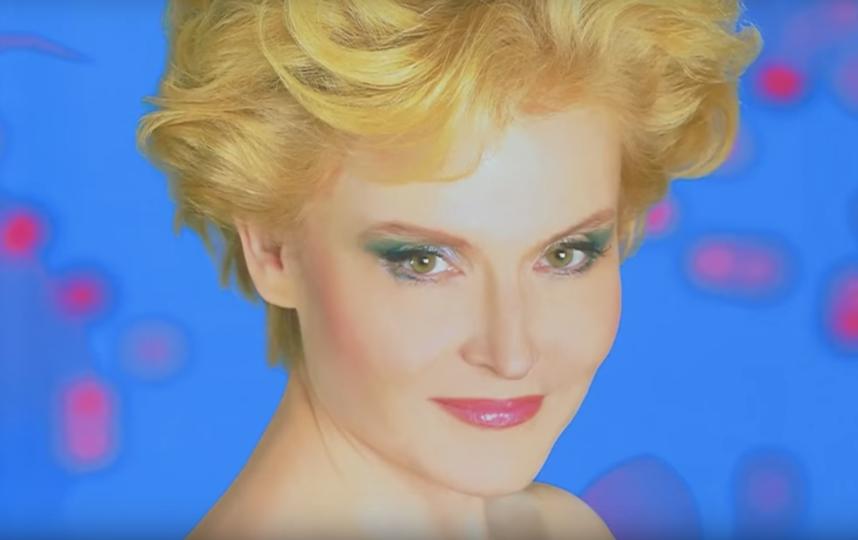Портрет Елены Малышевой. Фото Скриншот Youtube