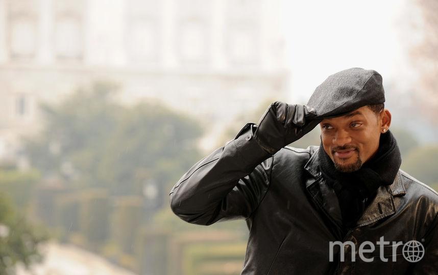 Американский актёр Уилл Смит. Фото Getty
