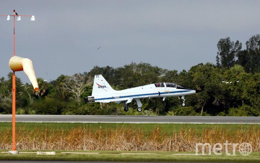 Самолёты T-38 используются для подготовки пилотов военно-воздушных сил США. Фото Getty
