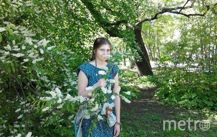 Анна Юрьева, 17 лет. Фото Из личного архива участника опроса.