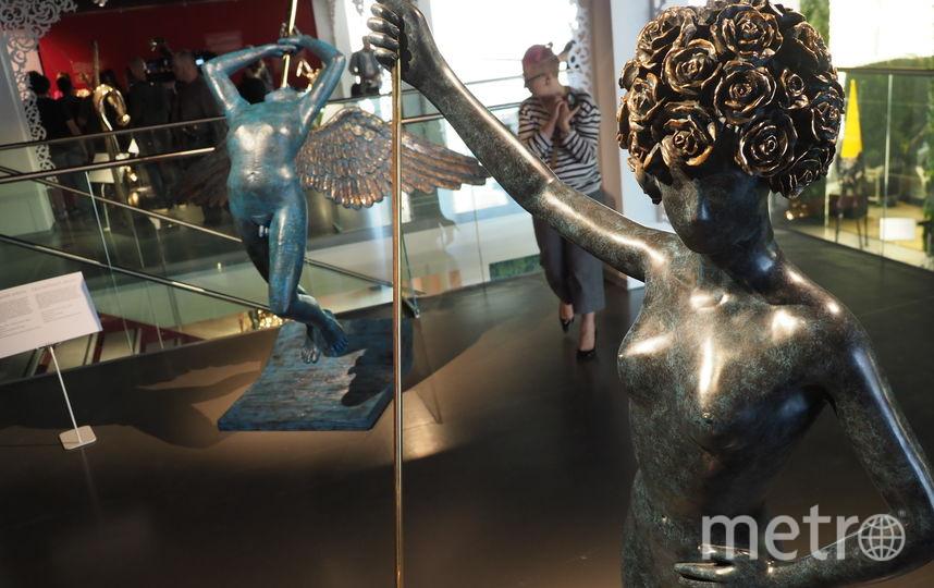 """Выставка продлится до 23 сентября. Фото Святослав Акимов, """"Metro"""""""