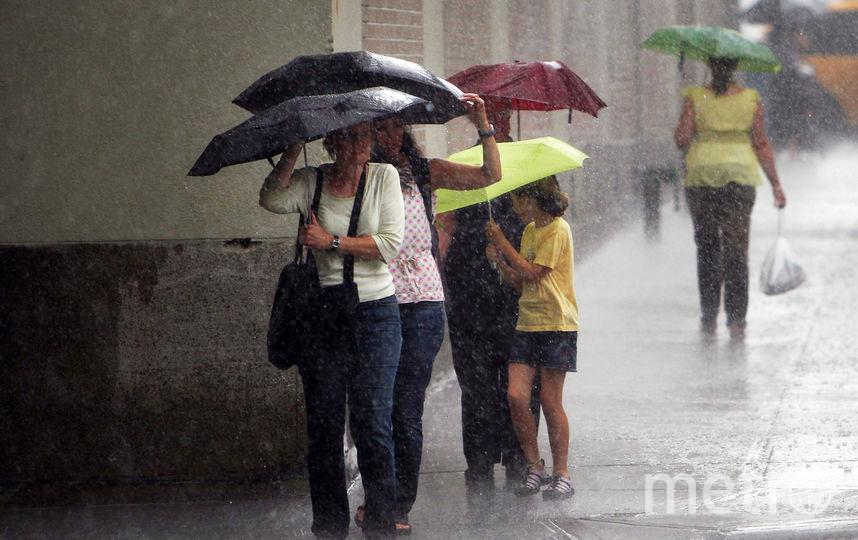 Пик жары в большинстве регионов ожидается в июле. Фото Getty