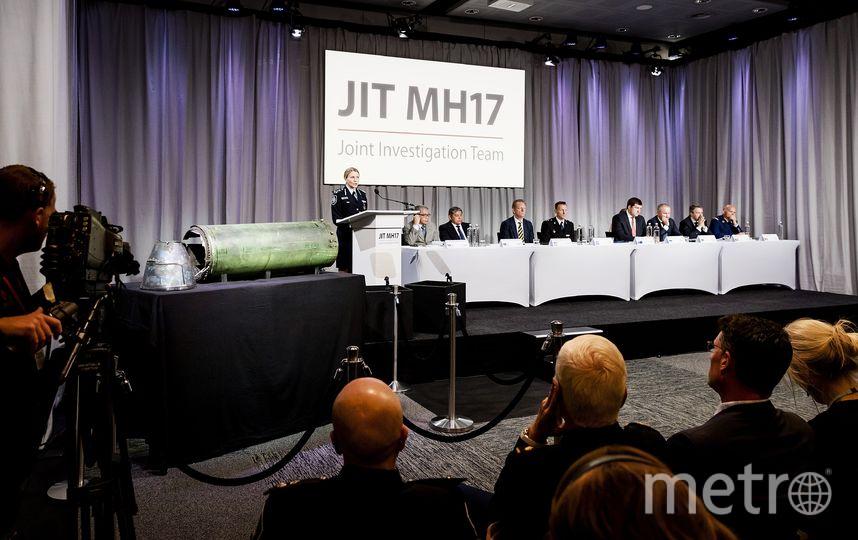 """Пассажирский самолет Boeing-777 компании """"Малайзийские авиалинии"""", выполнявший рейс MH17 из Амстердама в Куала-Лумпур, разбился 17 июля 2014 года на востоке Донецкой области. Фото AFP"""