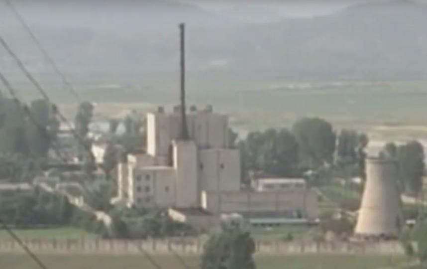 ВКНДР закончился  демонтаж ядерного полигона Пхунгери