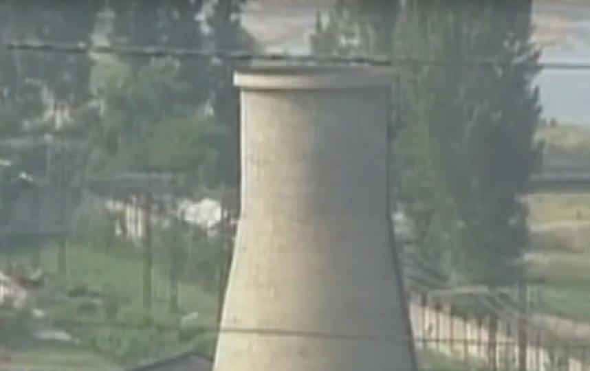 Ядерный полигон Пунгери. Фото Скриншот Youtube