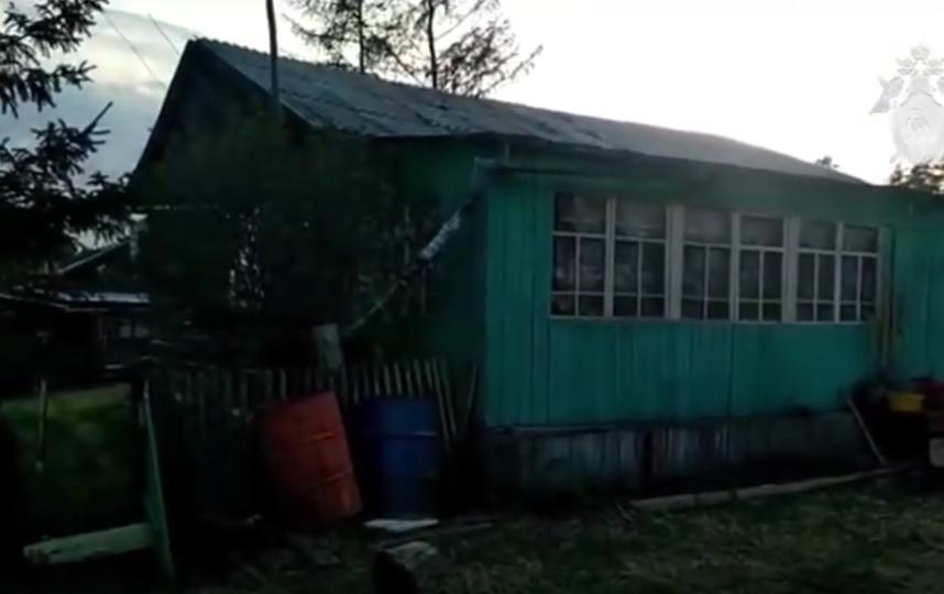 В Якутии местный житель расстрелял пятерых человек. Фото Все - скриншот YouTube