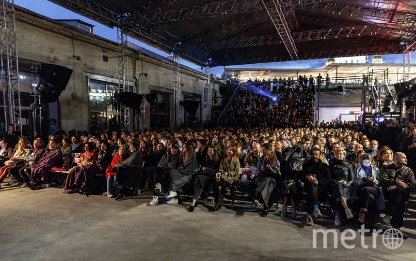 """Открытие Beat Film Festival–2017 в институте """"Стрелка"""". Фото Предоставлено организаторами фестиваля."""