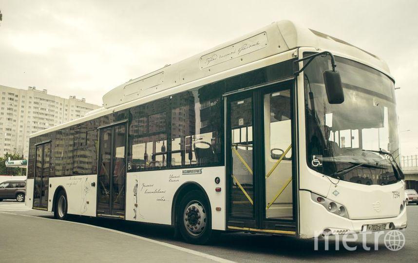 """Автобус """"Евгений Онегин"""". Фото """"Пассажиравтотранс"""""""