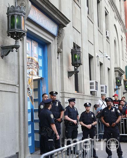 Арест Вайнштейна 25 мая. Фото Getty