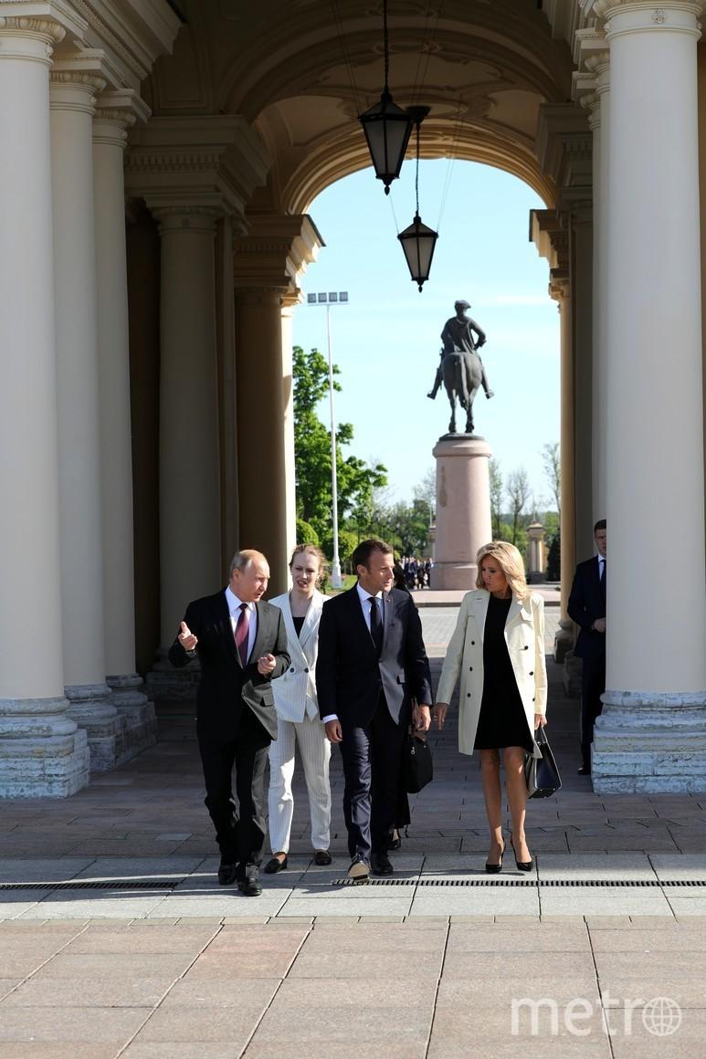 Встреча в Константиновском дворце. Фото kremlin.ru