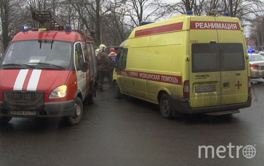 Архивное фото. Фото МЧС РФ по Санкт-Петербургу
