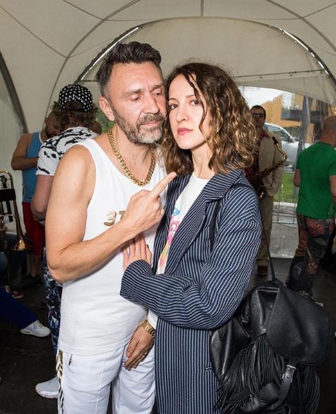 Сергей и Матильда Шнуровы. Фото Скриншот Instagram: shnurovs