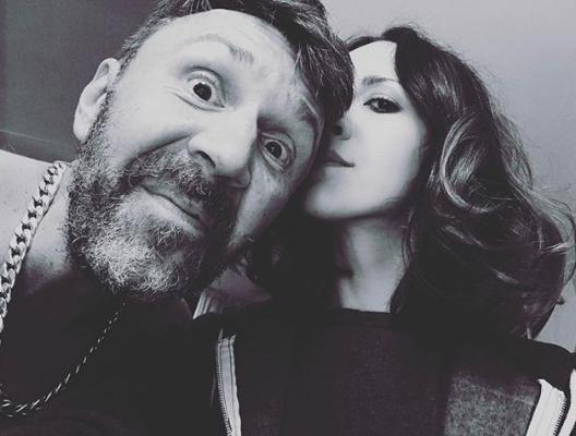Матильда и Сергей Шнуровы. Фото www.instagram.com/mshnurova