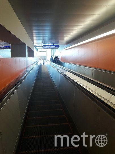 """Открытие """"Беговой"""" 26 мая 2018 года. Фото Софья Сажнева, """"Metro"""""""