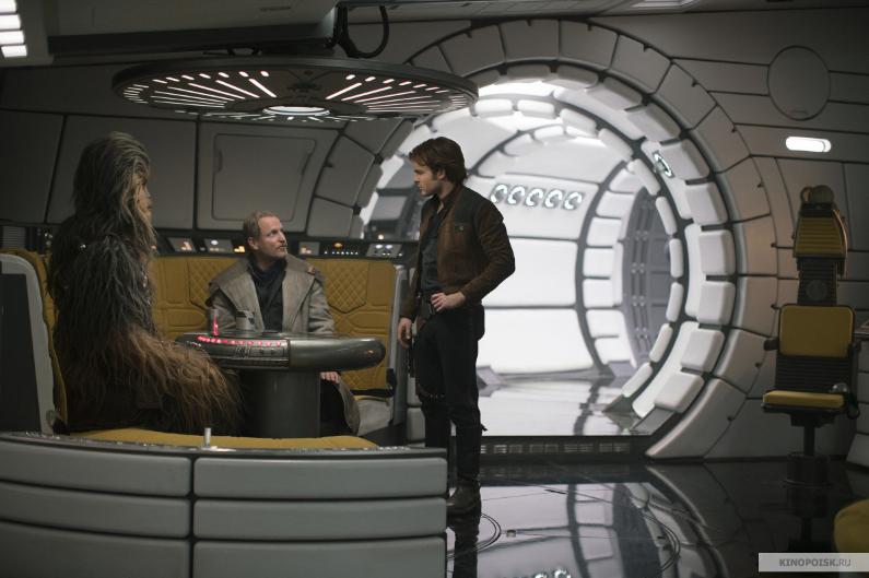 """Кадр из фильма """"Хан Соло. Звёздные войны. Истории"""". Фото WDSSPR"""