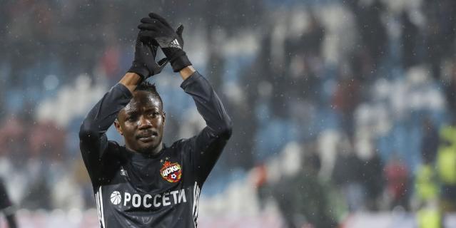 Форвард ЦСКА Муса освободил из тюрьмы 40 заключённых