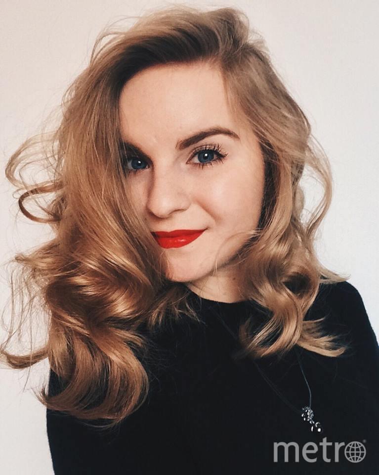 Елизавета Горошникова. Фото предоставила героиня
