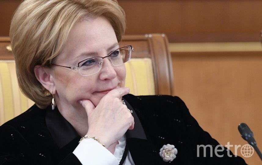 Вероника Скворцова озвучила разработанные меры поувеличению длительности жизни до80 лет