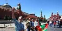 Москва празднует День пограничника. Фото