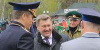 Мэр Анатолий Локоть поздравил новосибирцев с Днём пограничника