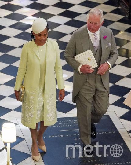 Дория Рэгланд и принц Чарльз. Фото Getty