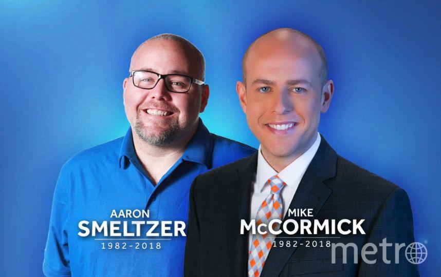 Журналисты погибли на рабочем посту.