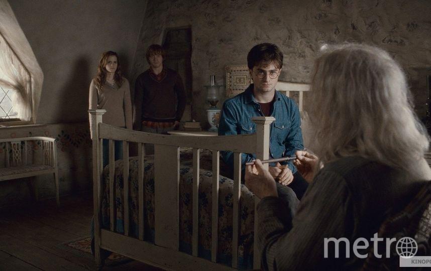 Кадр из фильма Гарри Поттер и Дары Смерти: Часть II. Фото «Каро-Премьер», kinopoisk.ru