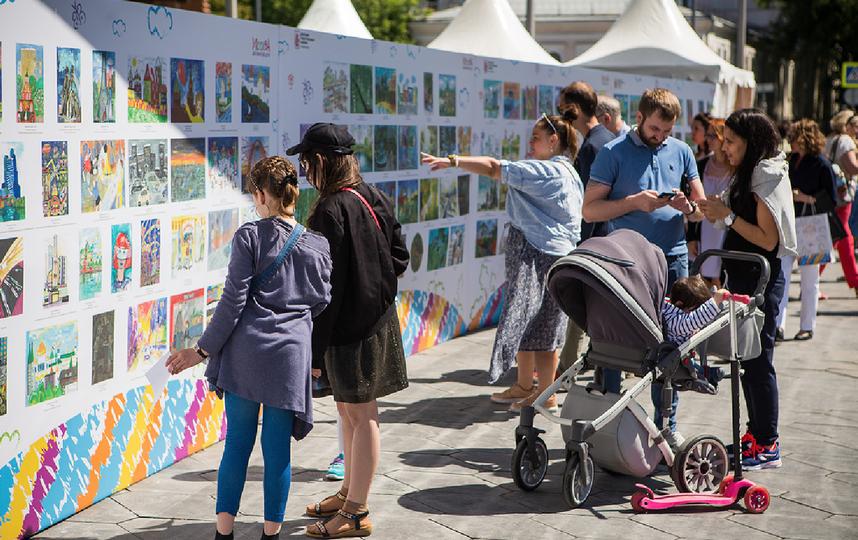 Победителей конкурса детского рисунка выбрало жюри. Фото Предоставлено организаторами