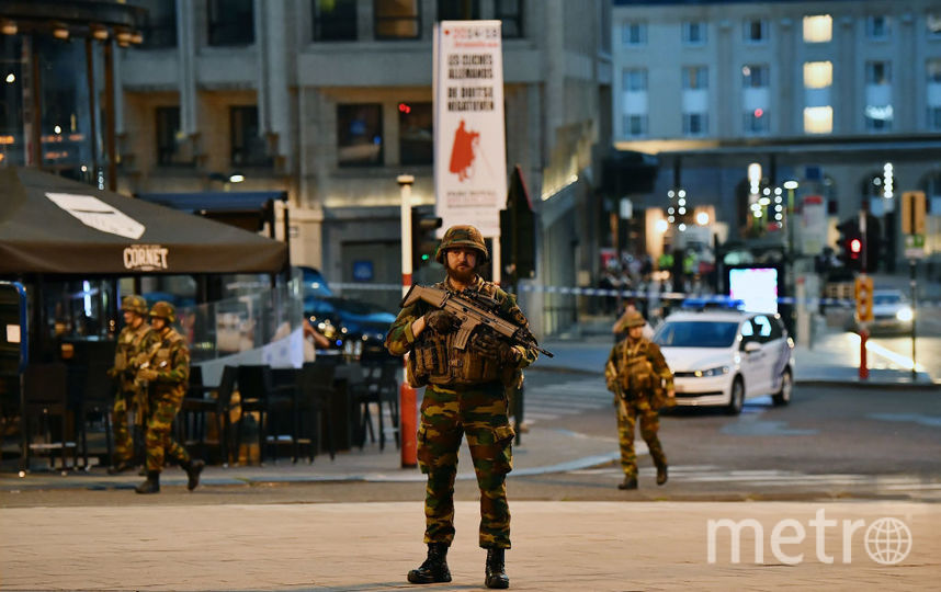 Три человека погибли в результате стрельбы в Бельгии. Фото Getty