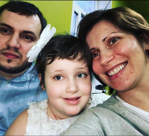 Фото Светланы Зейналовой из ее Instagram. Фото https://www.instagram.com/svetlanazey/