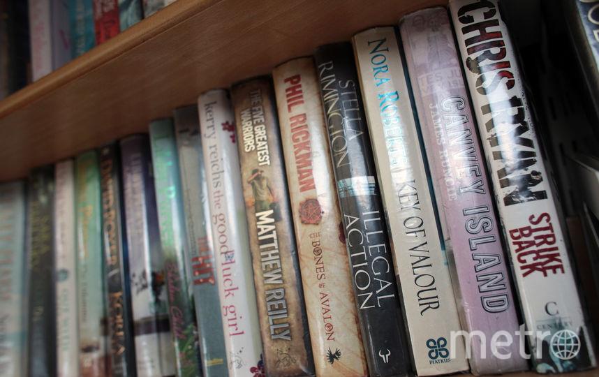 Социологи выяснили, какие книги читают петербуржцы. Фото Getty