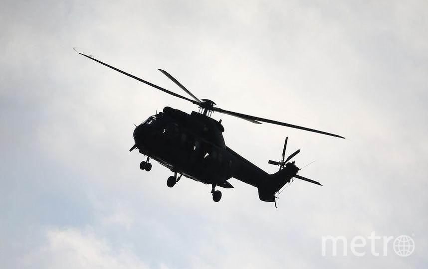 Вертолёт пропал с радаров спасателей сегодня утром. Фото Getty