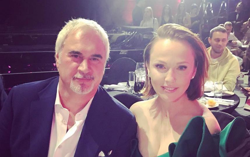 Валерий Меладзе и Альбина Джанабаева. Фото Скриншот Instagram: @albinadzhanabaeva