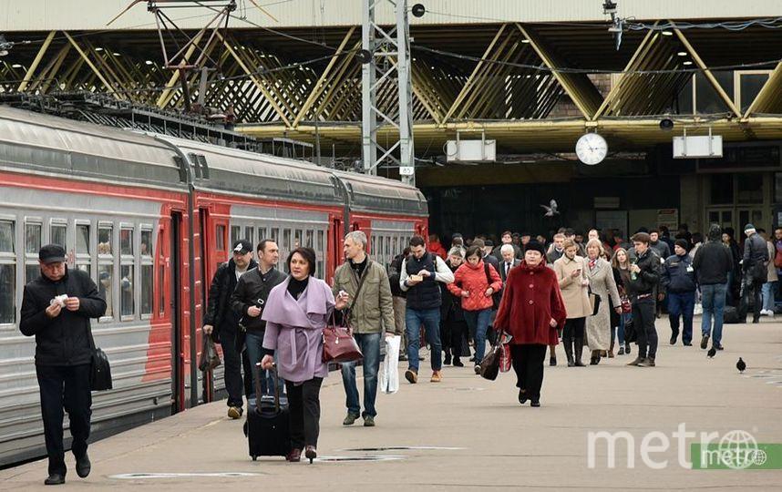 Собянин рассказал о новом ж/д вокзале в Москве. Фото Василий Кузьмичёнок
