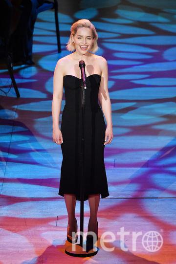 Эмилия Кларк. Фото Getty