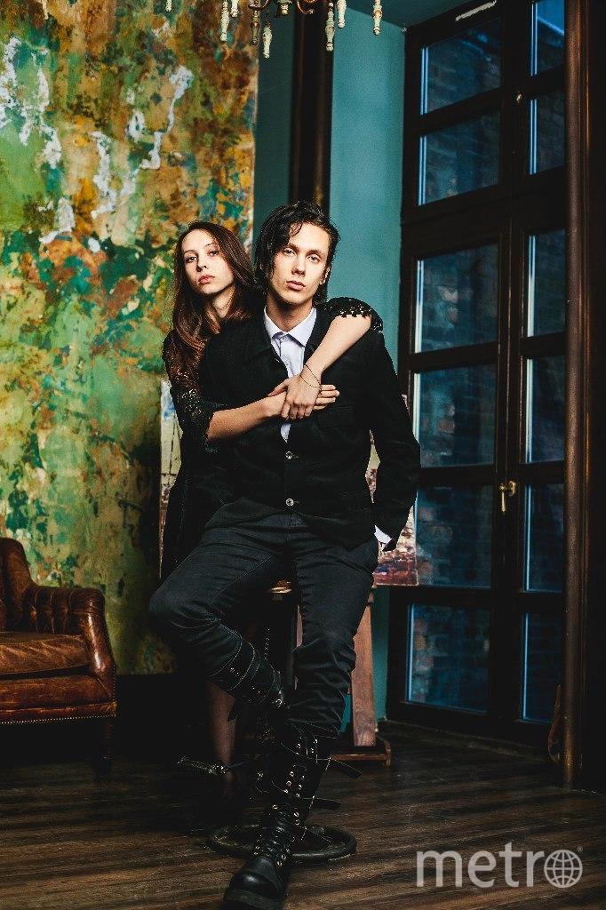 С сестрой Полиной. Фото предоставлено Полиной Претро., vk.com