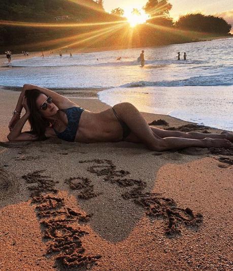 Алессандра Амбросио, супермодель. Фото www.instagram.com/alessandraambrosio