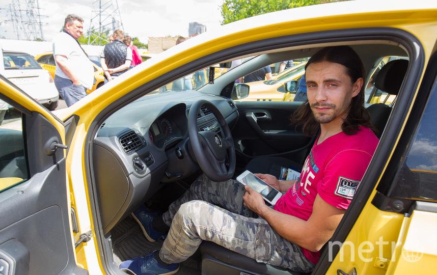 Таксист-рэпер Сергей. Фото Василий Кузьмичёнок