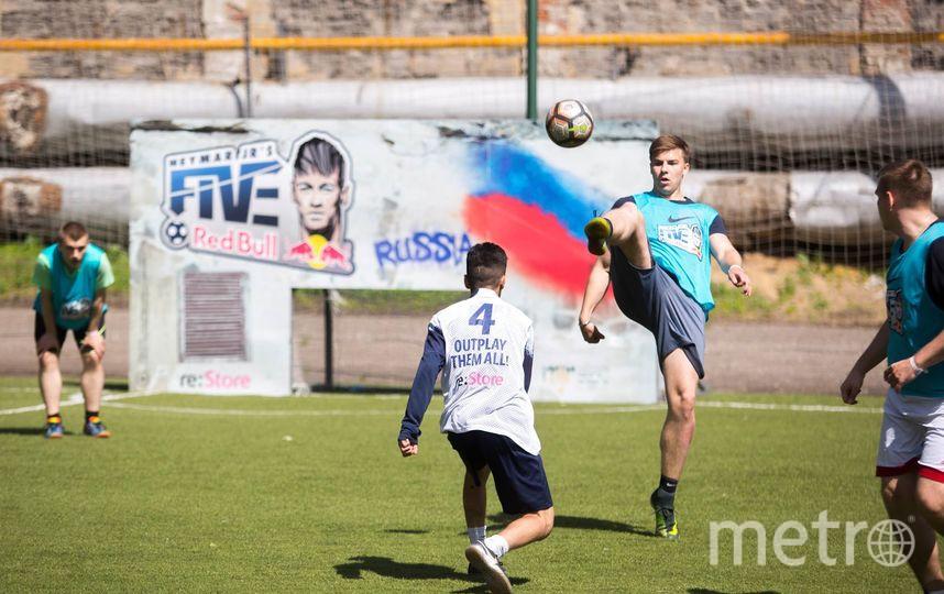 Каждый пропущенный мяч стоит команде игрока. Фото Предоставлено RedBull | Павел Сухоруков