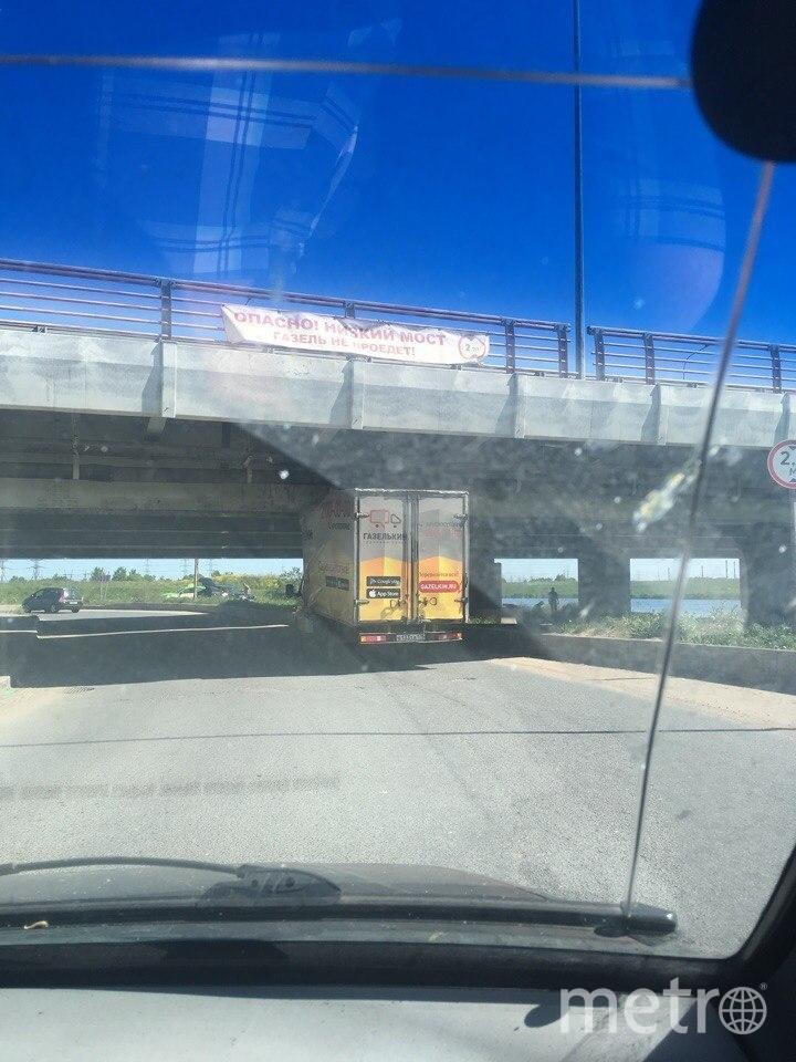Мост недавно отметил «юбилей». Фото группа ДТП/ЧП, vk.com