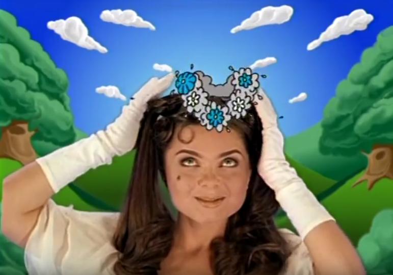 Наташа Королева в молодости. Фото Скриншот Youtube