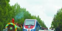 Детская железная дорога открывает летний сезон