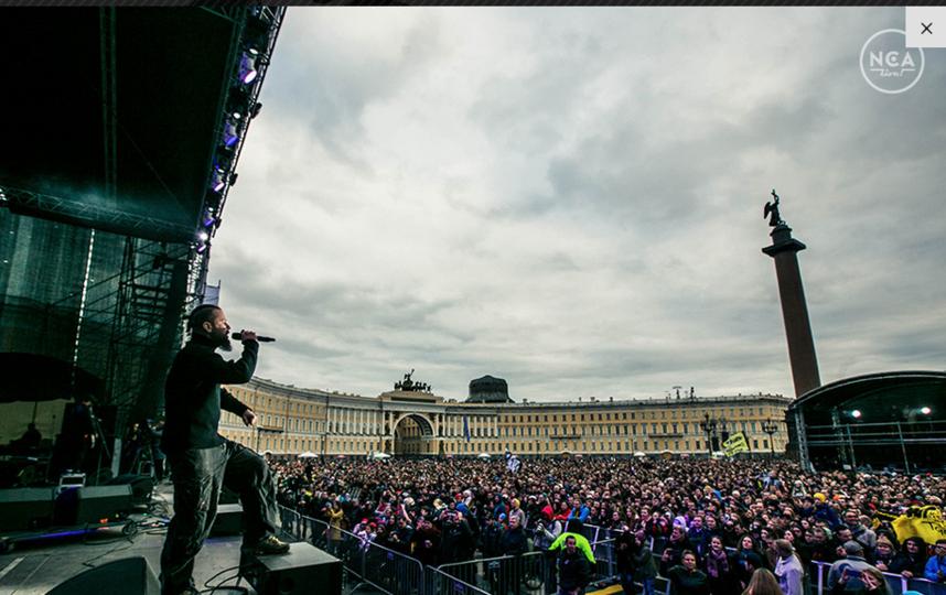 "Фестиваль ""Петербург live"". Фото NCA"
