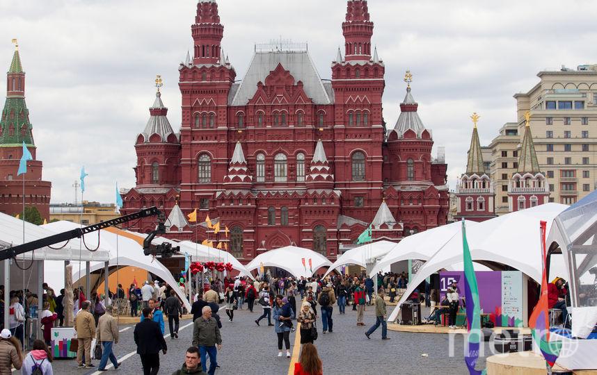 """Книжный фестиваль """"Красная площадь"""". Фото Василий Кузьмичёнок"""