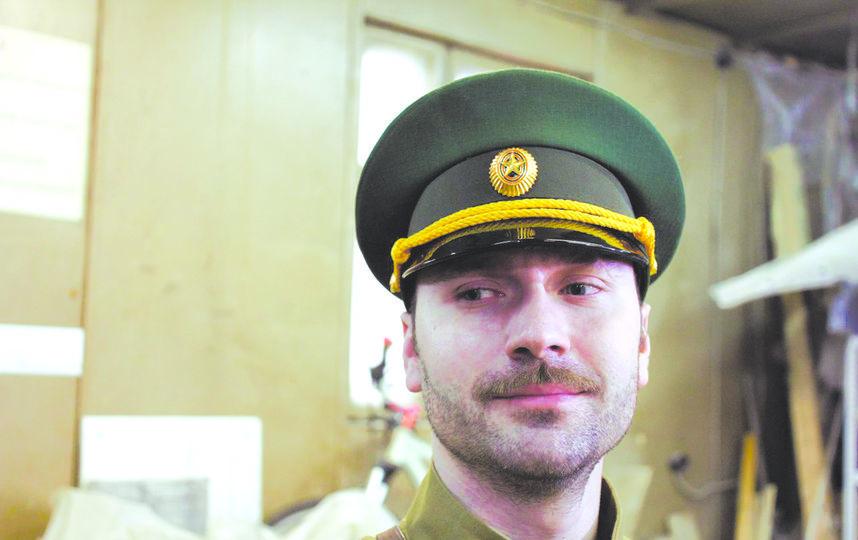 Андрей Гусев. Черты его лица можно будет узреть в памятнике. Фото Марина Логунова