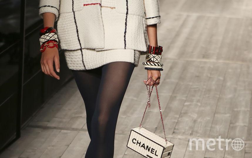 """Показ Chanel в Москве. Фото Маргарита Лемешко., """"Metro"""""""
