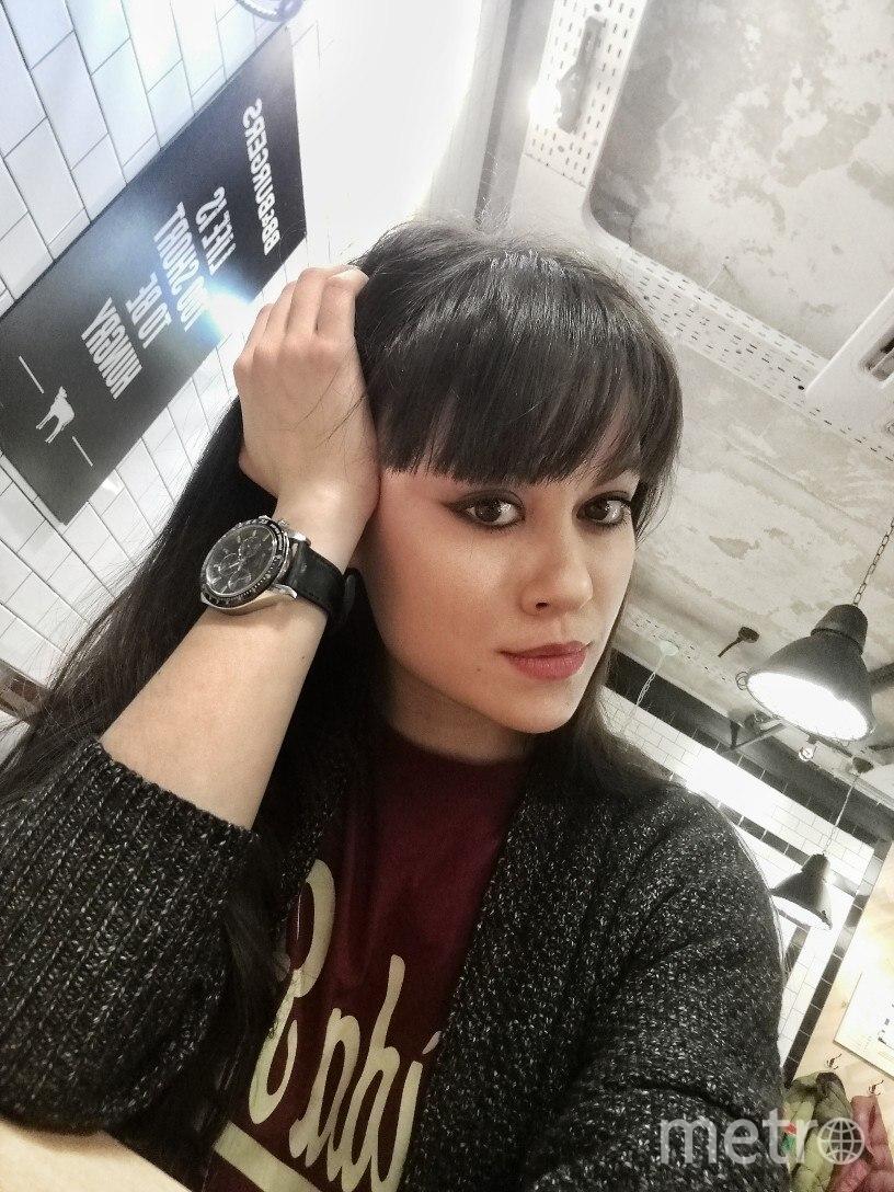 """Алина Данг. Фото """"Metro"""""""