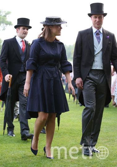 Принц Уильям и принцесса Евгения. Фото Getty